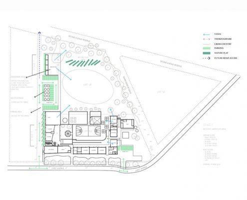 Carmel Adventist College Masterplan