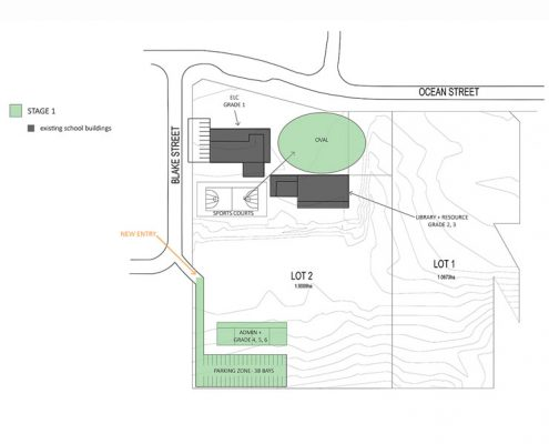 Esperance Christian School Masterplan