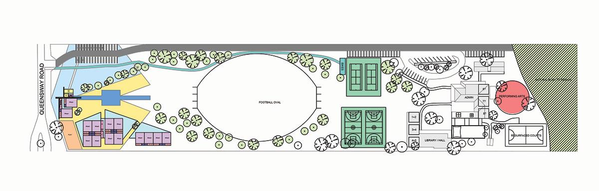 Landsdale Gardens Masterplan - Landsdale