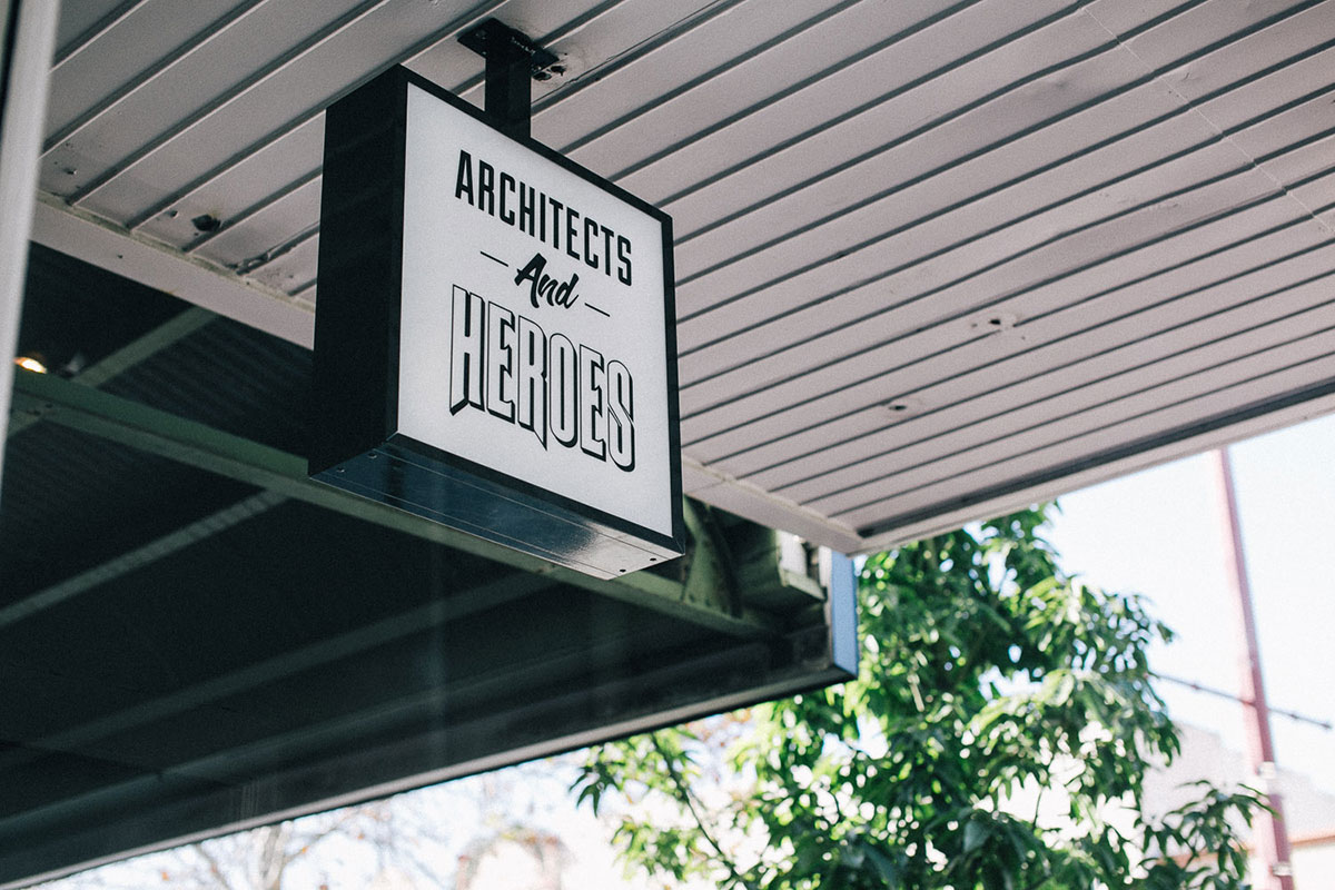 Architects & Heroes