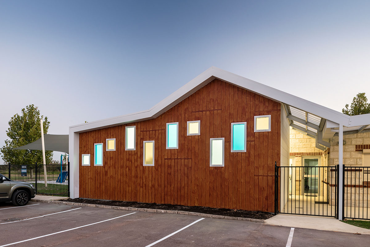 The King's College – Early Learning Centre Conversion