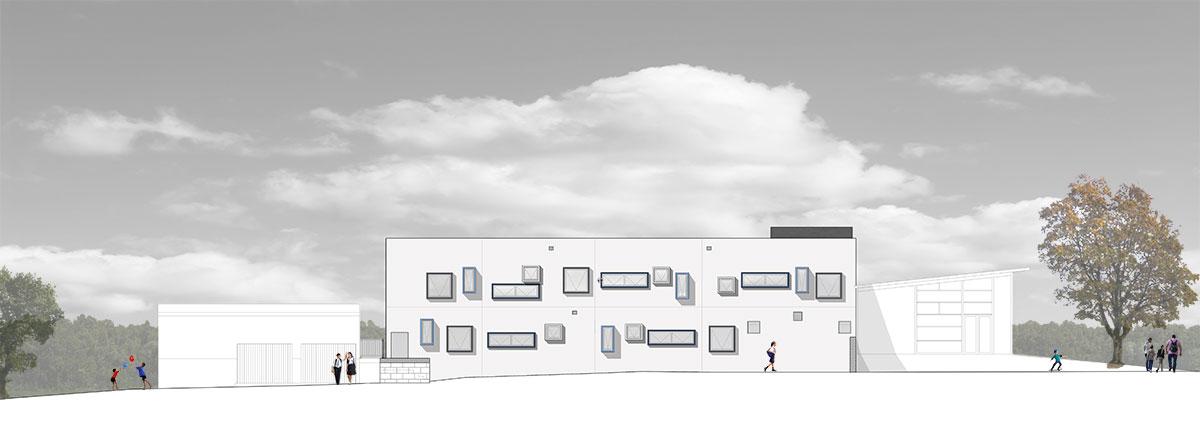 Carmel Adventist College - New Primary Classroom Block